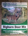 Bighorn Deer Mix: Perennial Legumes and Grasses forage mix (10 lbs)
